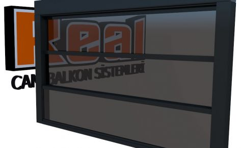 GİYOTİN CAM BALKON 8 MM