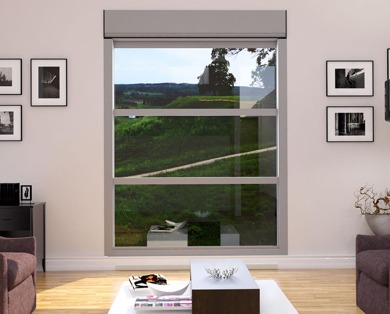 ısıcamlı giyotinli cam balkon